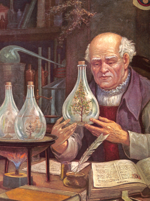 Alchemy and Freemasonry